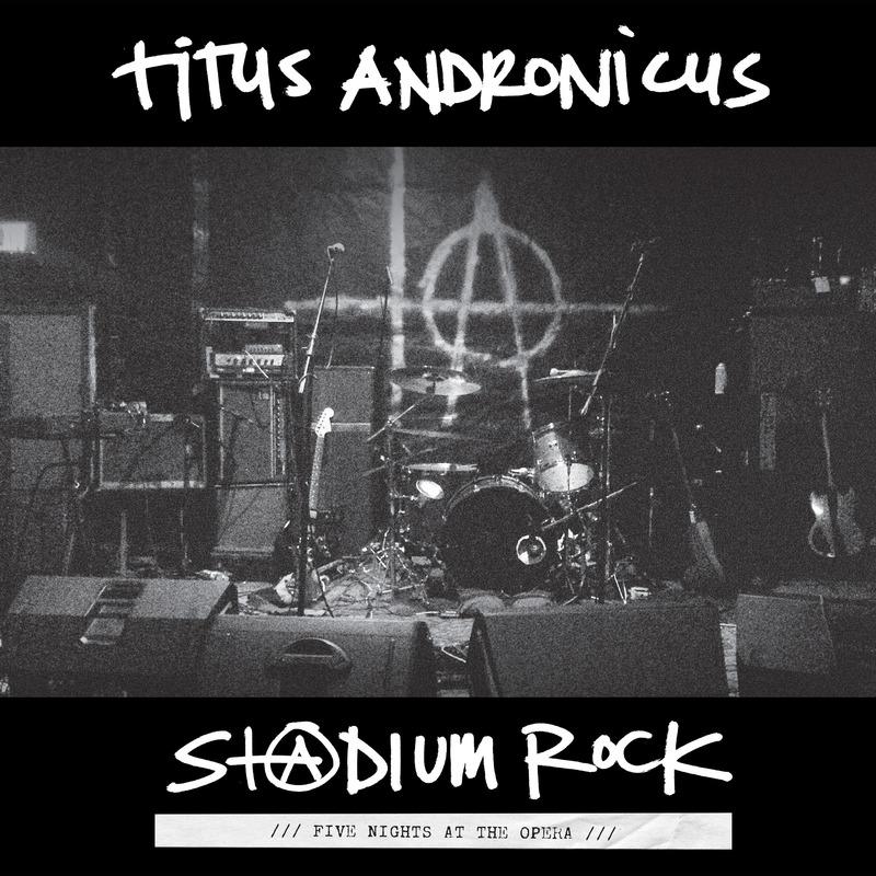 Titus Andronicus S+@dium Rock