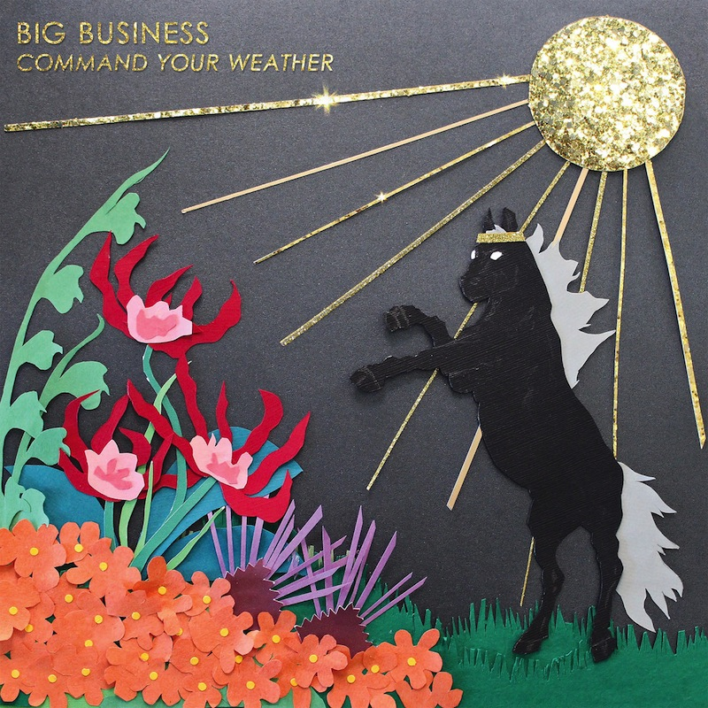 Big Business Command Your Weather