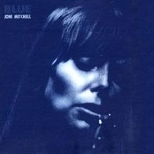 color albums Joni Mitchell