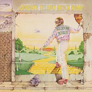 color albums Elton John
