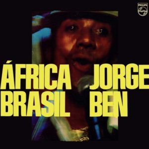Brazilian Albums Jorge Ben
