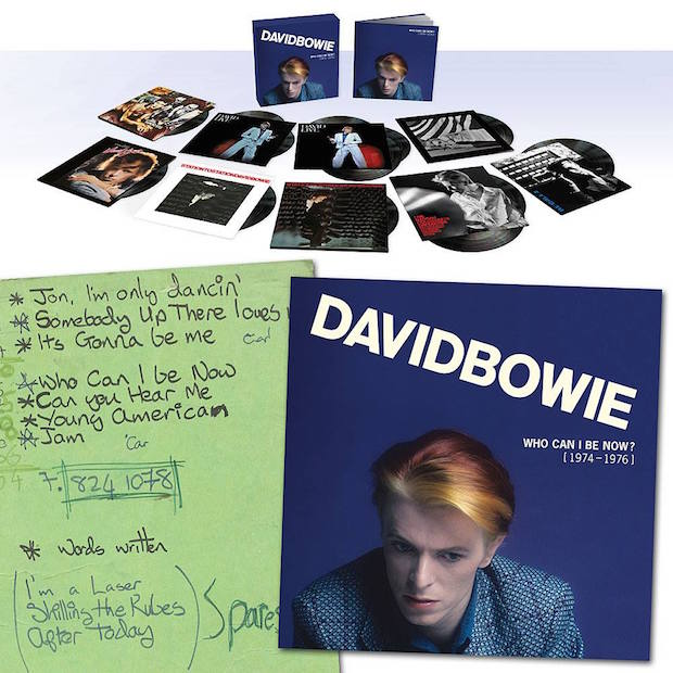 David Bowie box set