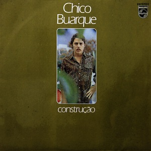 Brazilian albums Chico Buarque