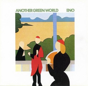 color albums Brian Eno Another Green World