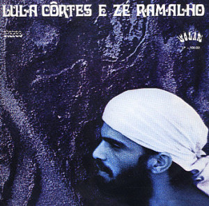 Brazilian albums Lula Cortes