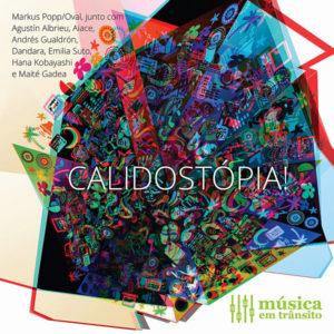 Oval Calidostopia Brazilian albums