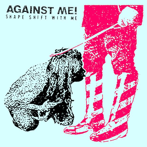 Against Me! new album