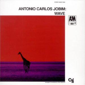 Brazilian albums Wave