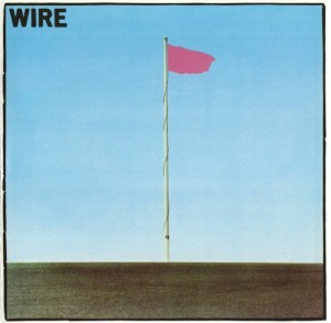 color albums Wire Pink Flag