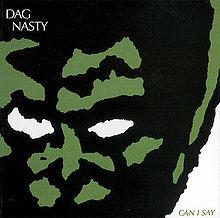 best Dischord albums Dag Nasty