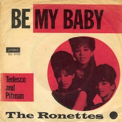 best songs of the 60s Ronettes