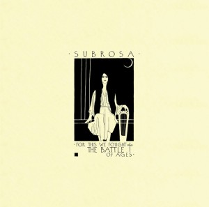 best metal albums of 2016 Subrosa