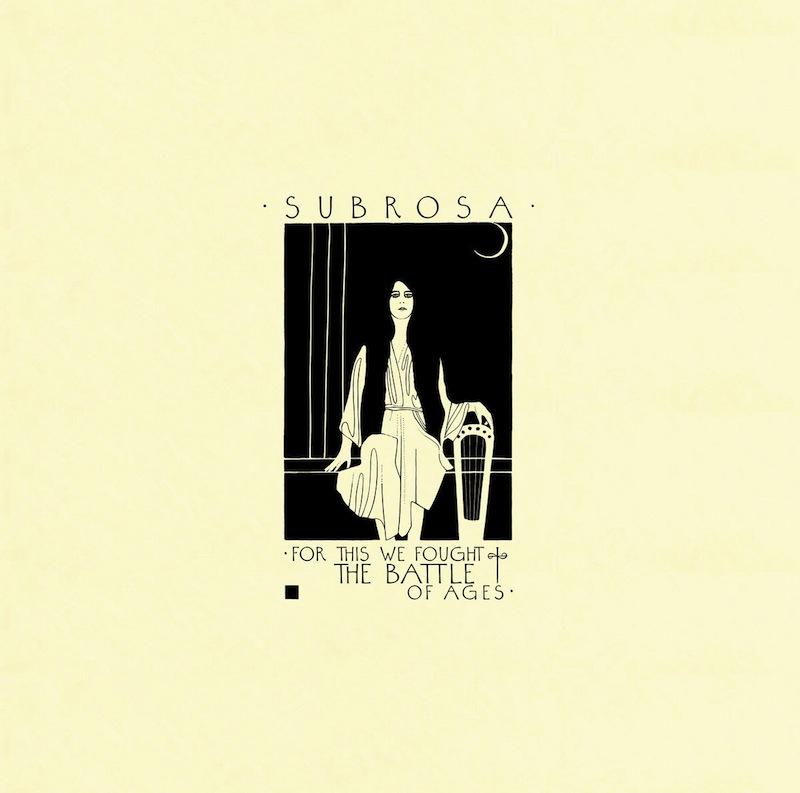 best metal albums of 2016 Subrosa