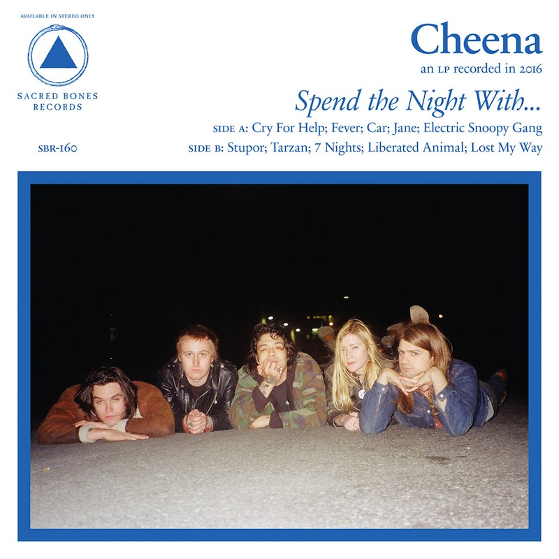 Cheena Spend the Night With