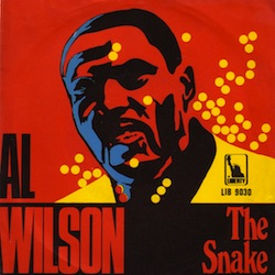 best songs of the 60s Al Wilson