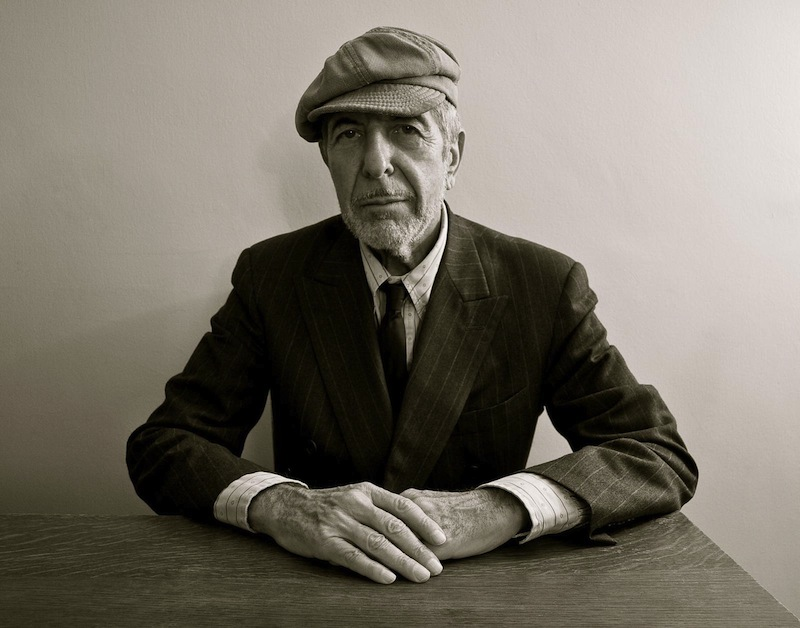best albums of 2016 Leonard Cohen