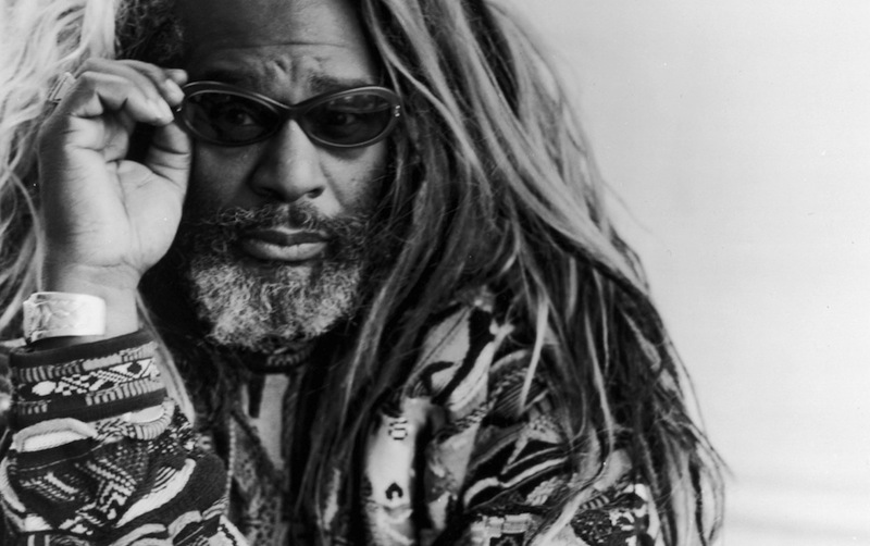 George Clinton Brainfeeder