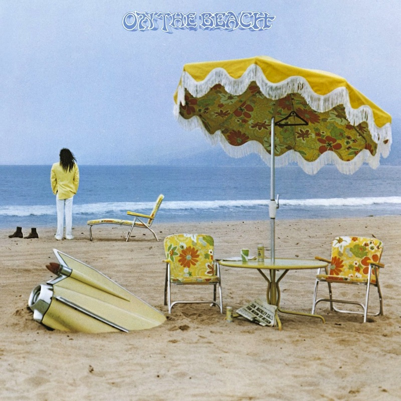 Neil Young on the beach review