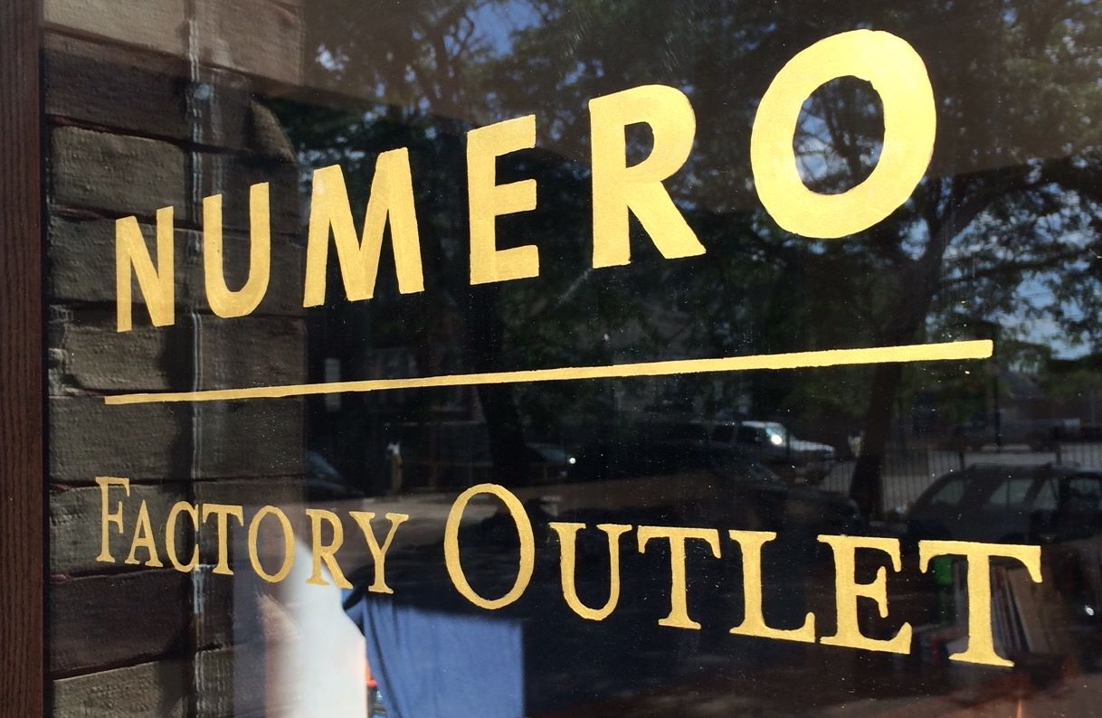 Numero Group Pop Up Shop