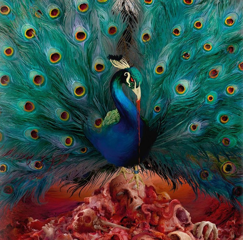 Opeth Sorceress review