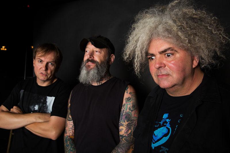 best sludge metal albums Melvins