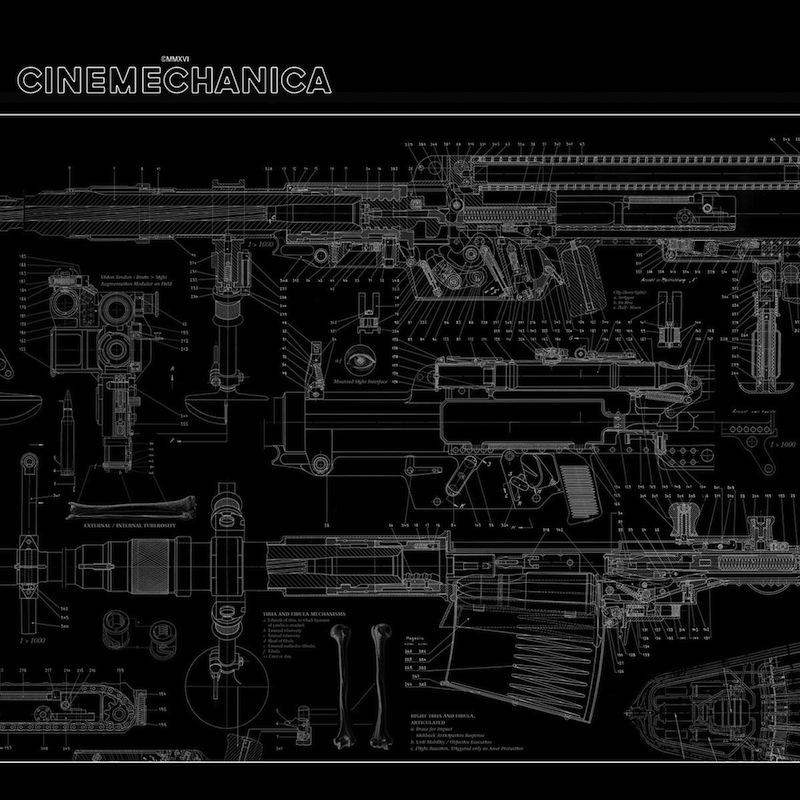 Cinemechanica album