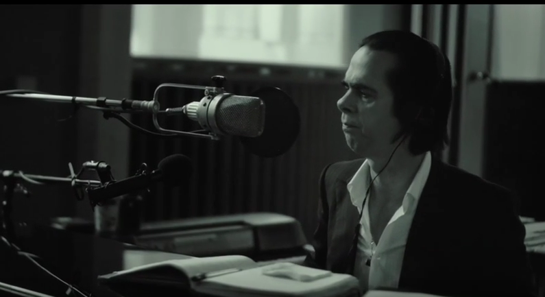 Nick Cave Jesus Alone