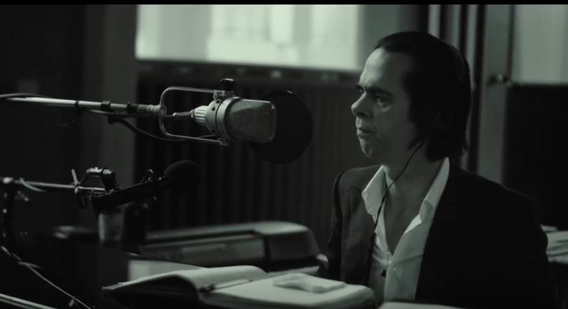 Nick Cave Jesus Alone