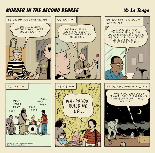 Yo La Tengo Murder in the Second Degree
