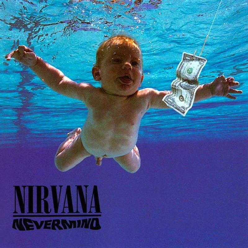 Nirvana Nevermind alternate tracklist