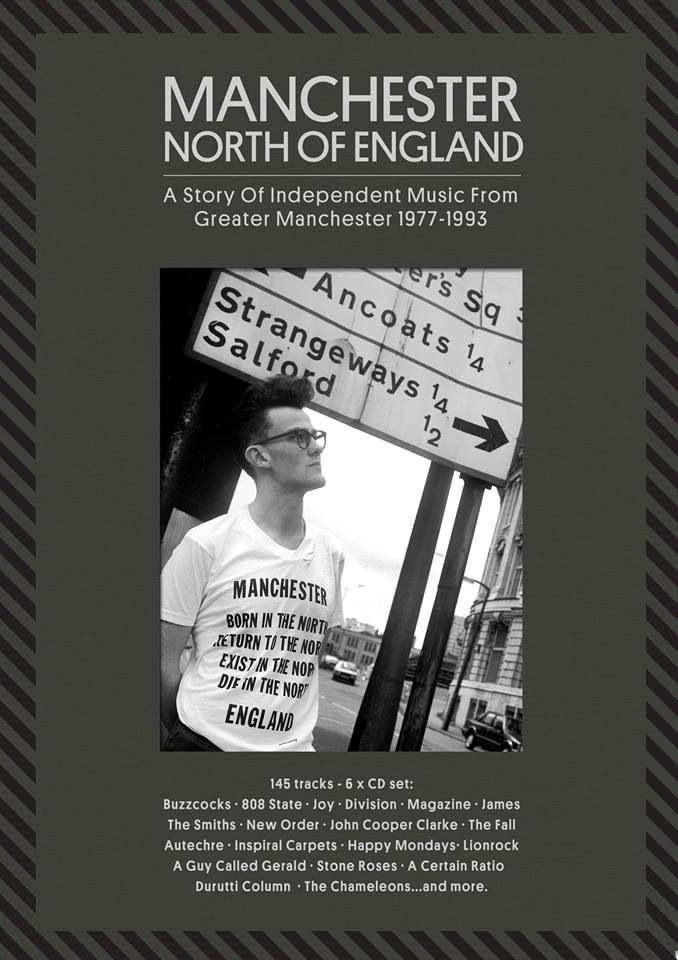 Manchester North of England box set