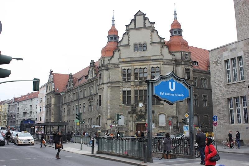 David Bowie's Berlin Neukolln