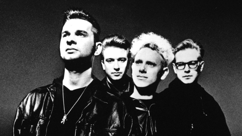 Depeche Mode Rock and Roll Hall of Fame 2017 nominees