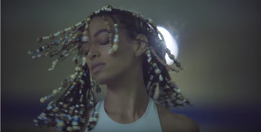 Solange Don't Touch My Hair video