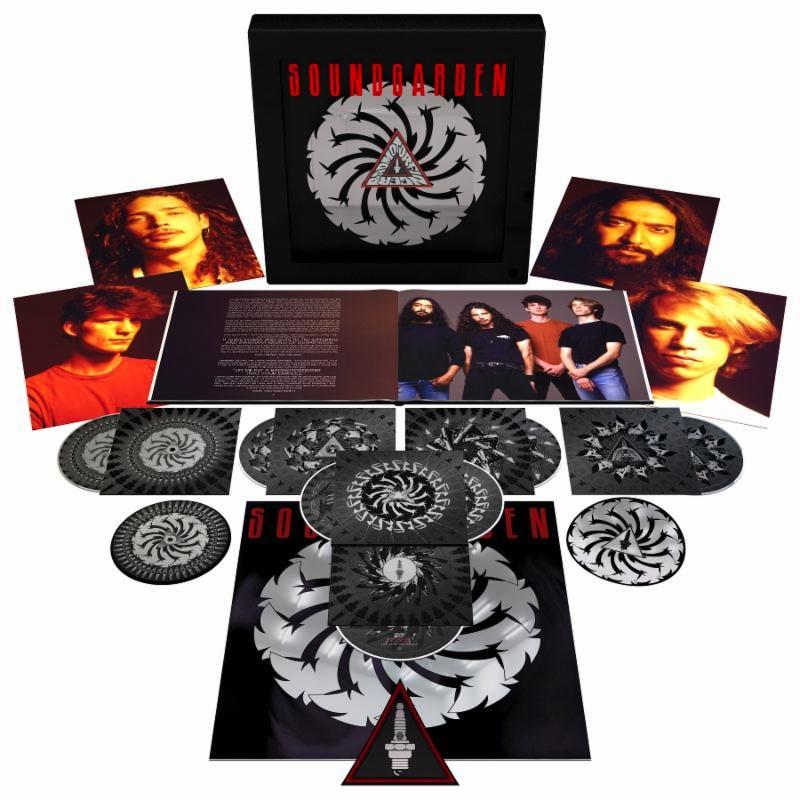 Soundgarden Badmotorfinger Super Deluxe Edition