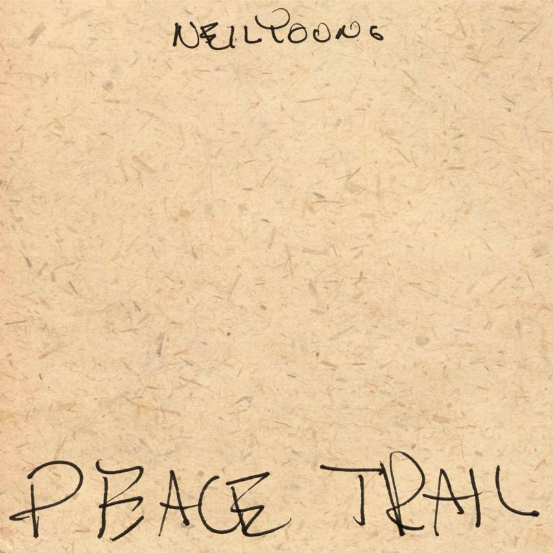 Neil Young Peace Trail new album