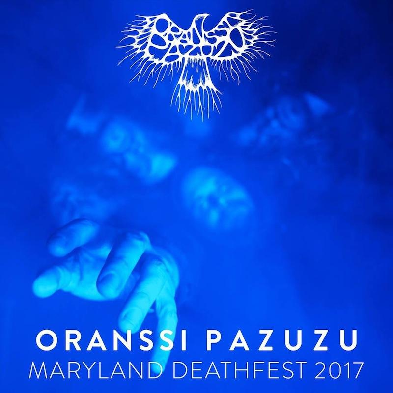Oranssi Pazuzu first U.S. show