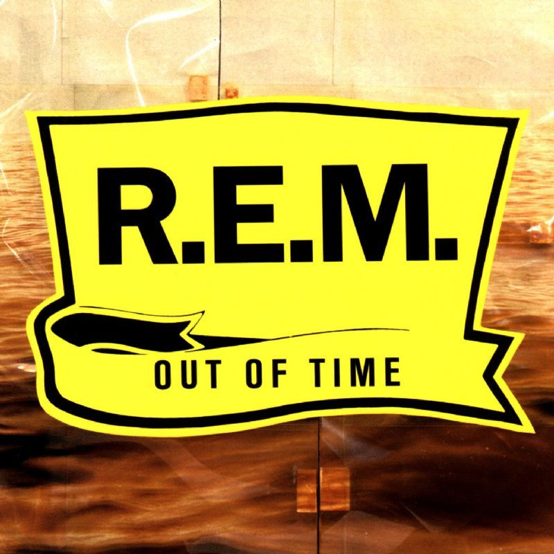 R.E.M. Out of Time alternate tracklist