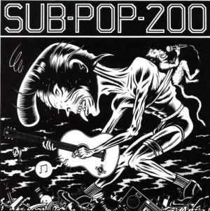 best grunge albums Sub Pop 200