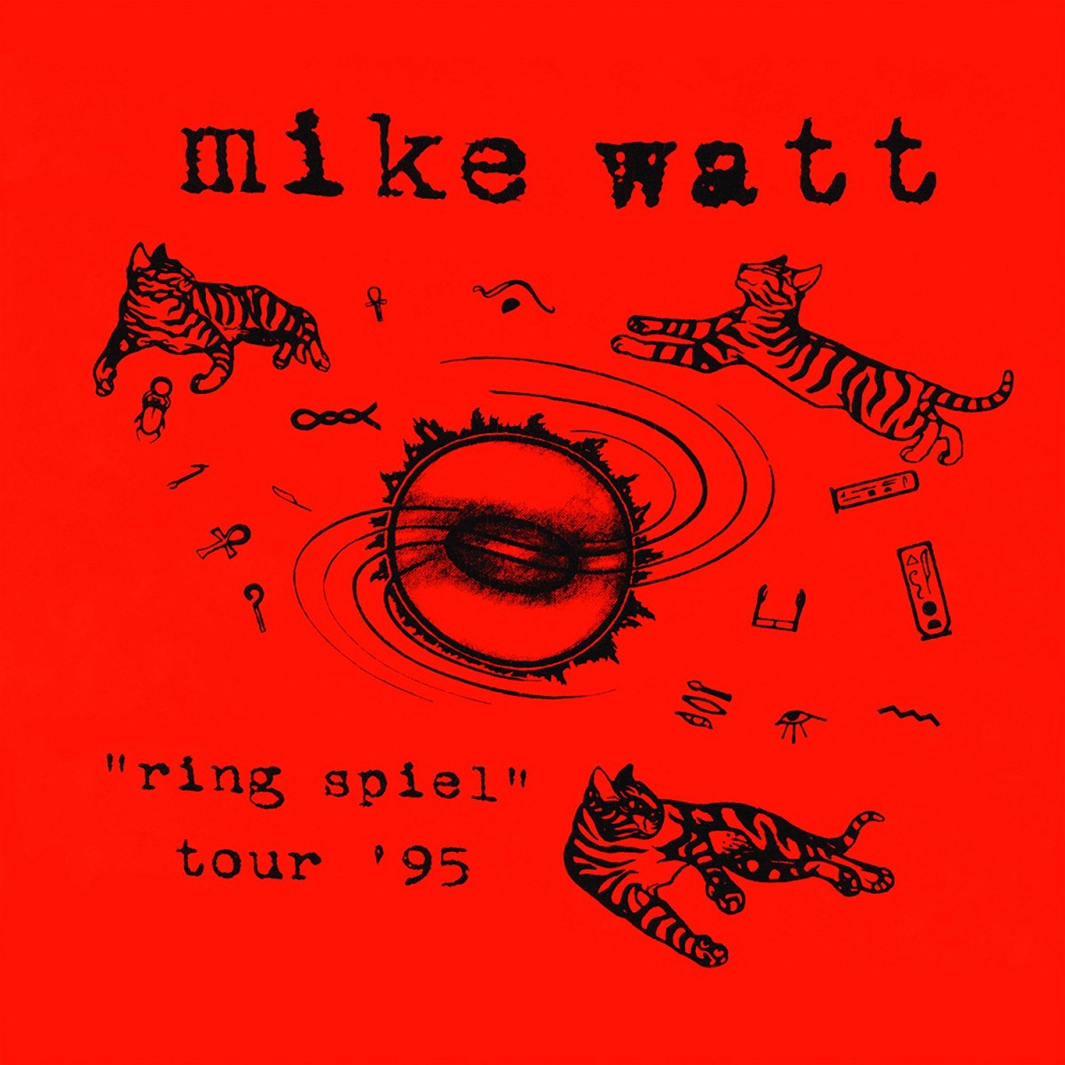 Mike Watt Ring Spiel Tour