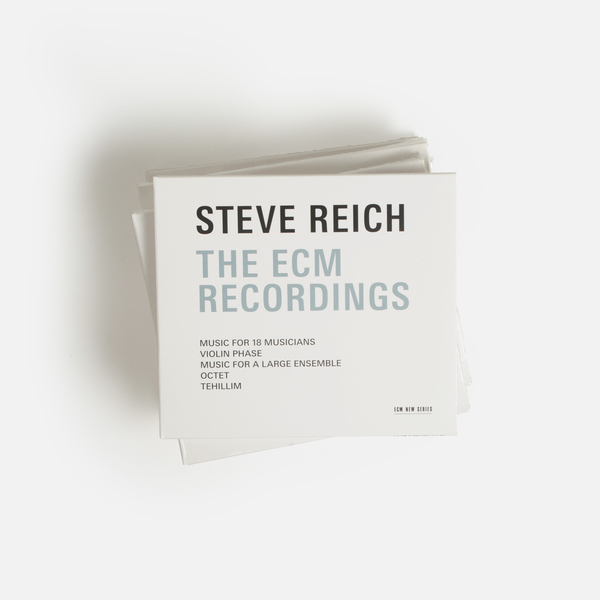 holiday gift guide 2016 Reich ECM Recordings