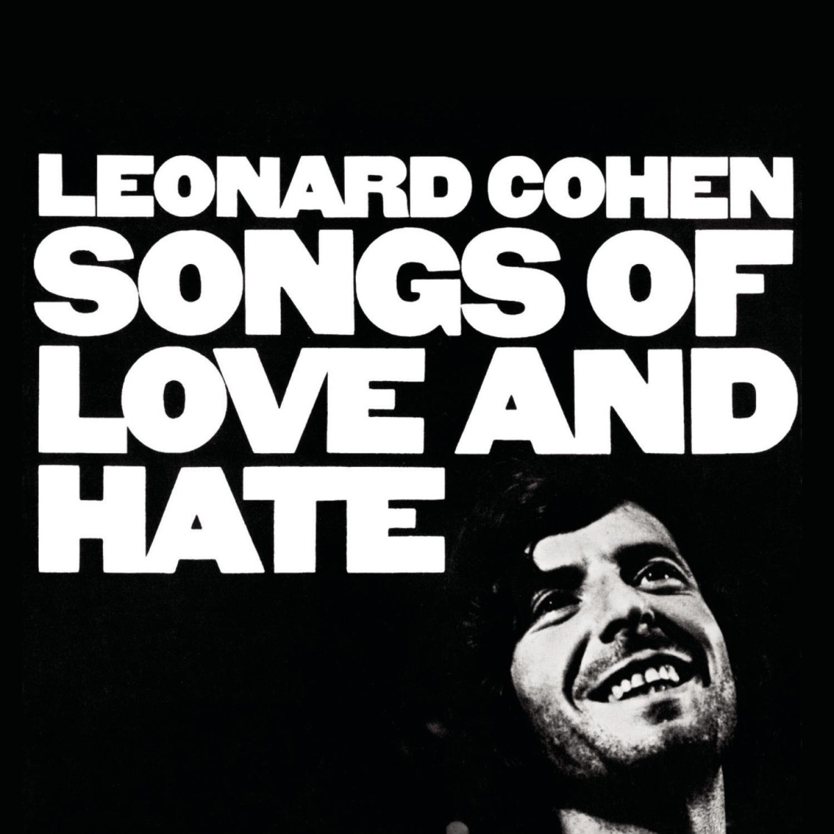 best Leonard Cohen songs love and hate
