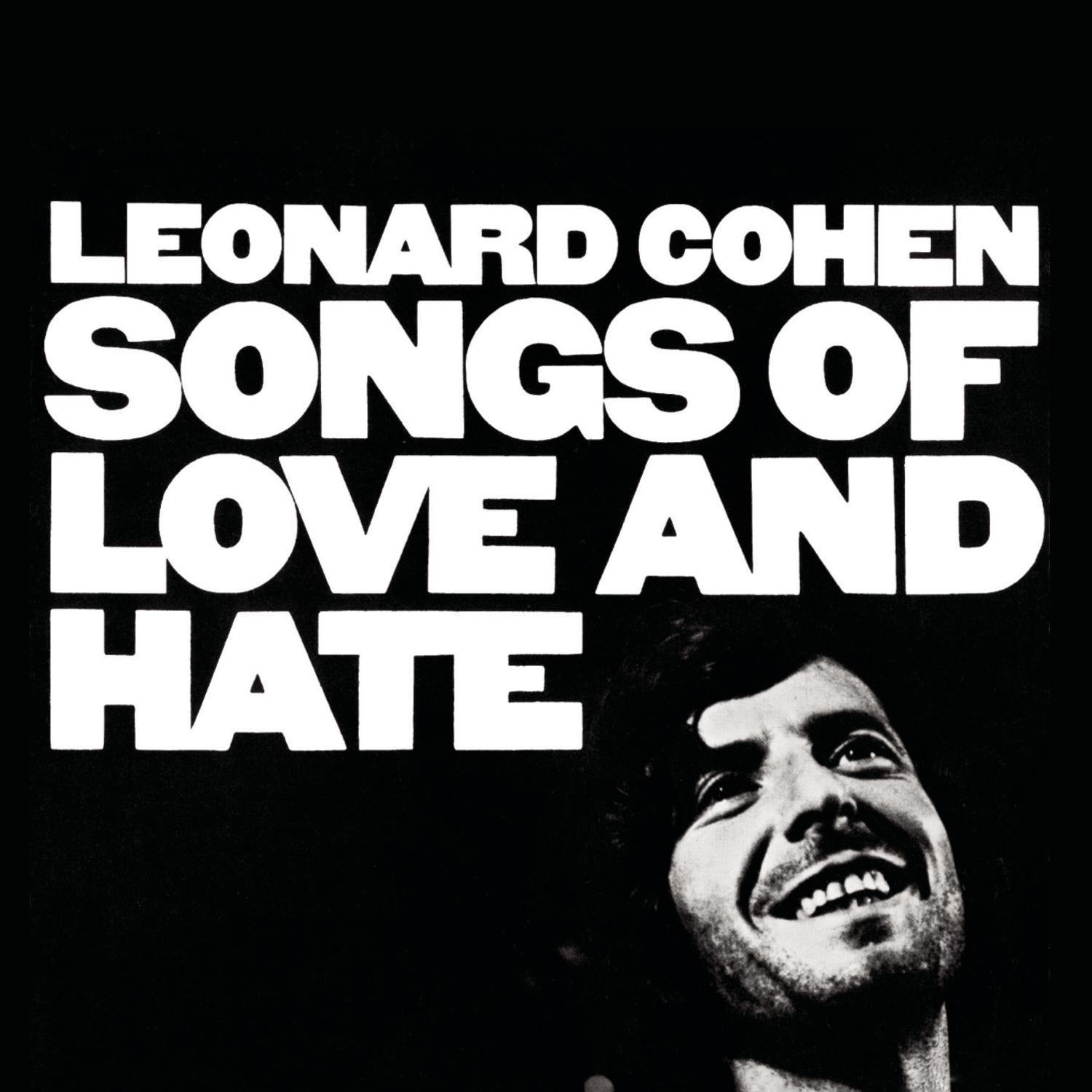 Leonard Cohen songs of love and hate review