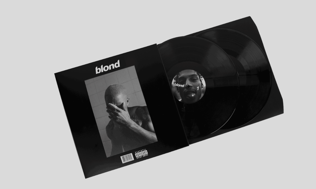 dbd552cf Frank Ocean selling Blonde vinyl, Boys Don't Cry magazine for Black ...