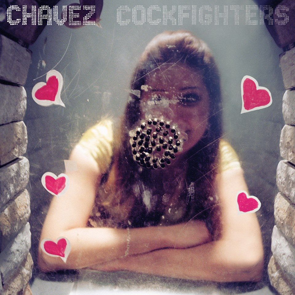 Chavez new EP cockfighters