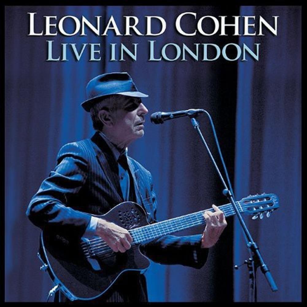 best Leonard Cohen songs live in London