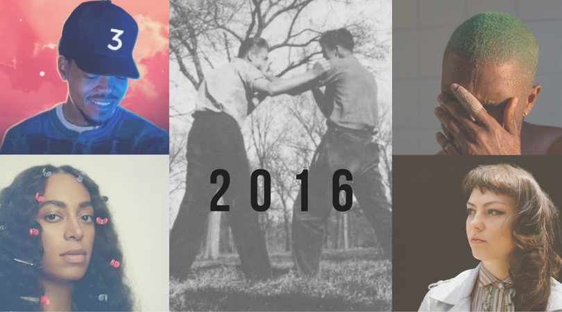 The Best Albums of 2016