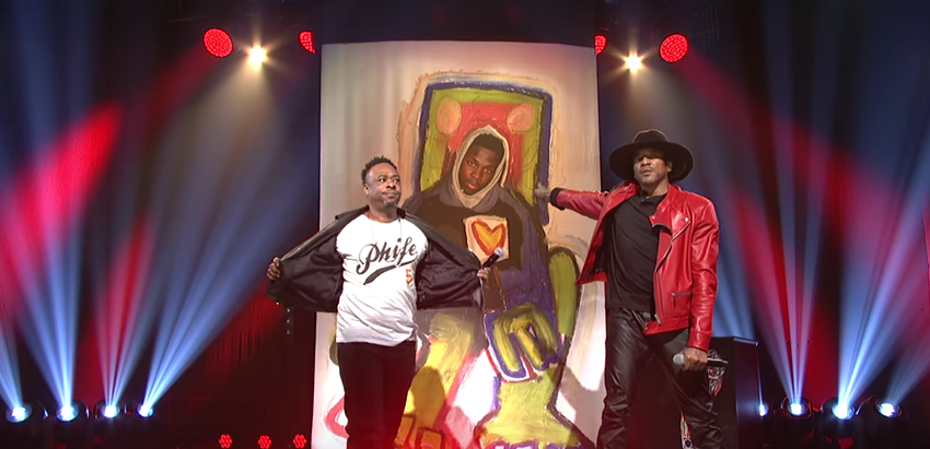 The best hip-hop albums of 2016