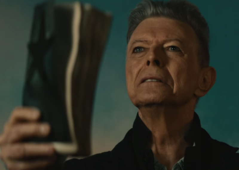 best songs of 2016 David Bowie