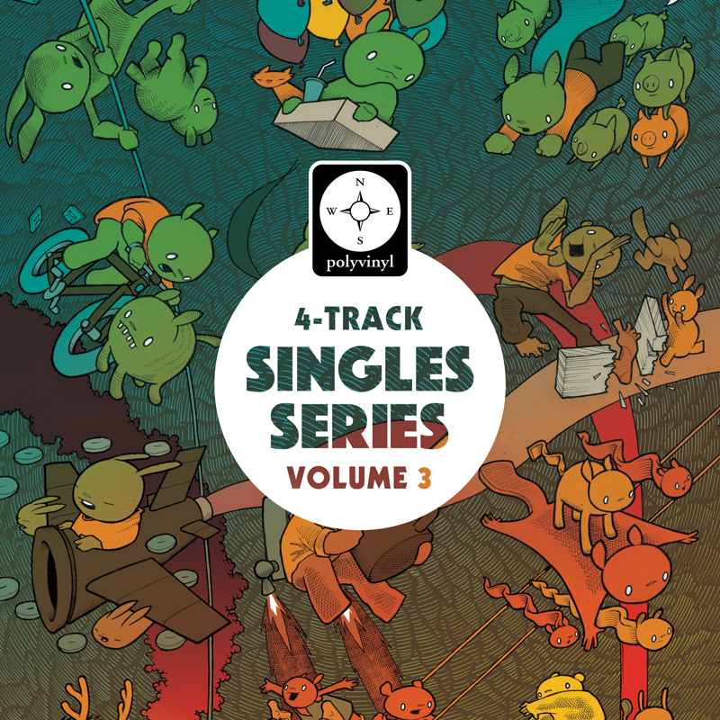 Polyvinyl Singles Series Vol. 3